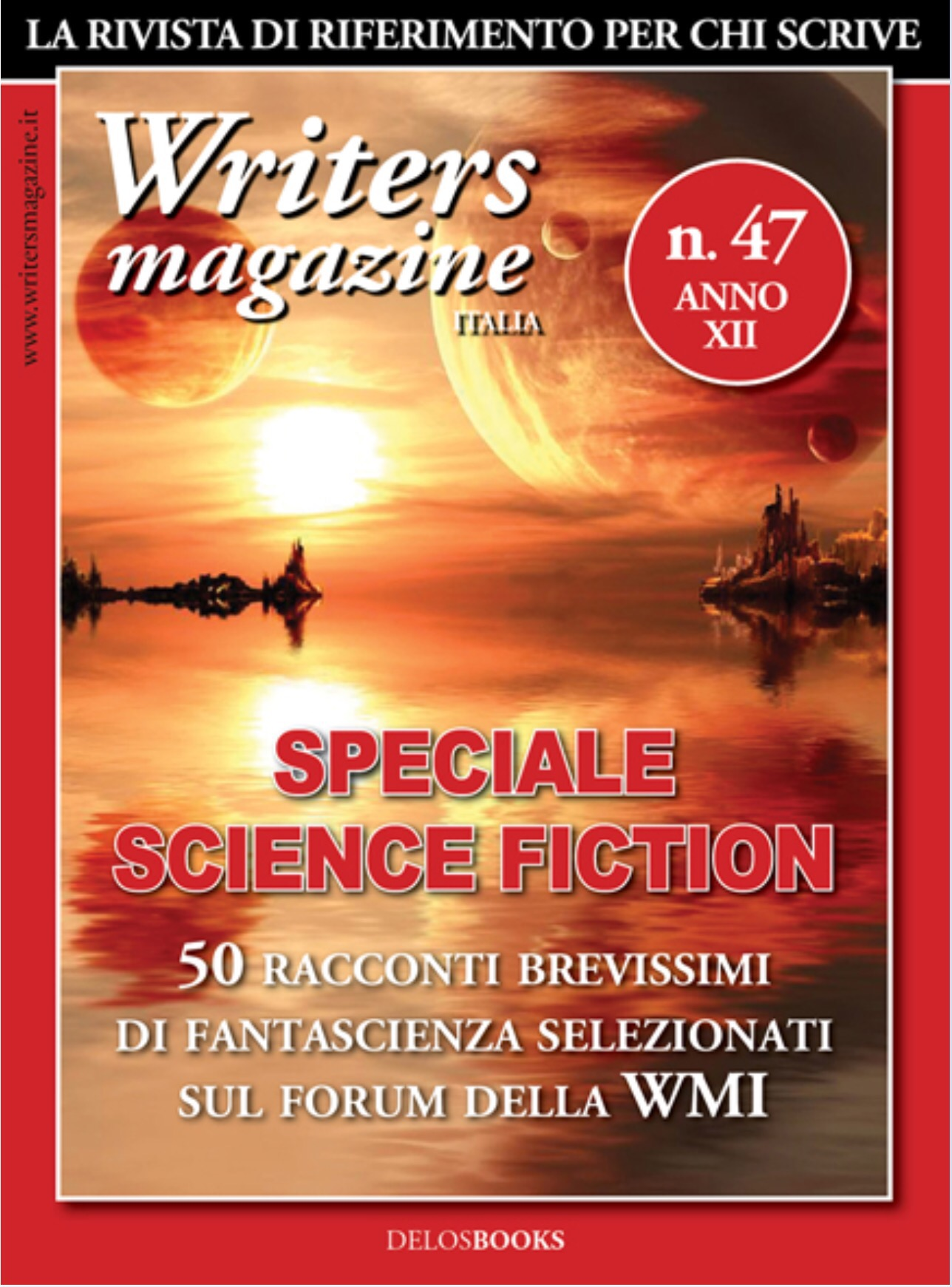 writers magazine speciale sf
