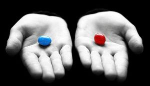 Racconto Red & Blue