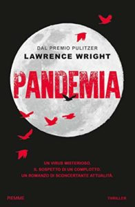 lawrence wright - pandemia